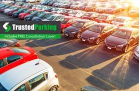 £1 for up to 30% off airport parking at 30 airports in the UK and Ireland from Trusted Parking