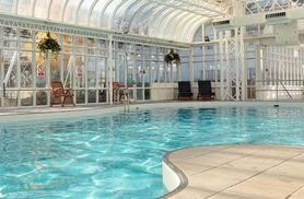 From £59 (at Britannia Basingstoke Country Hotel) for an overnight stay for two people with a bottle of wine on arrival, leisure access and breakfast - save up to 40%