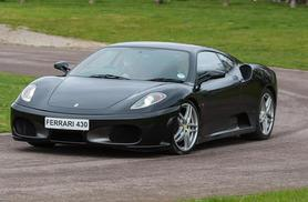 From £39 for a three-lap Ferrari drive experience with Supercar Test Drives - choose from five locations and save up to 74%