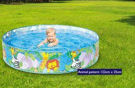 £10 instead of £29.99 (from UK Home & Garden Store) for a 122cm x 25cm paddling pool, £12 for 152cm x 25cm, £18 for 183cm x 38cm - save up to 67%