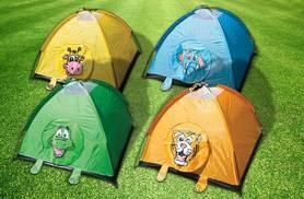 £9.99 instead of £28.99 (from Shopperheads) for kids' jungle animal tent - save 66%