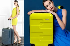 £75 instead of £295 (from EF Mall) for a set of three hard shell Vesgantti suitcases - choose from 3 colours and save 75%