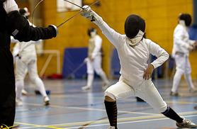 £14 instead of £36 for a two-hour fencing taster session at Central London Fencing Club, Pimlico – save 61%