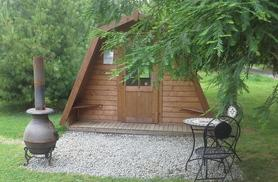 £69 for a two-night stay glamping stay for two people at Greenway Touring & Glamping Park, Shropshire