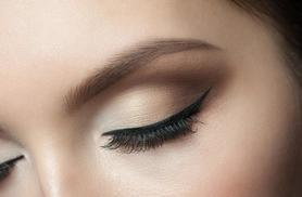 £16 instead of up to £65 for a full set of semi-permanent eyelash extensions at HMB Salon, Gants Hill - save up to 75%