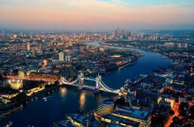 From £53 for entry to 3 attractions inc. Thames Cruise, West End theatre ticket and 24-hour 'hop on-hop off' bus ticket, from £80 entry to 5 attractions - save up to 24%