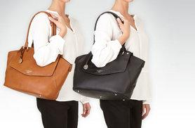 £25 instead of £69 for a Fiorelli Nova tote bag from Runway Accessories - choose from black or tan and save 64%
