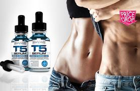 £10.99 instead of £27 (from T5 Fat Burner) for a bottle of T5 'fat burner' serum XT or £17.99 for two bottles - save up to 59%