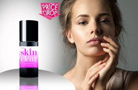 £7 instead of £29.99 (from Best of the UK) for a 15ml bottle of Skin Clear acne and acne scar treatment oil - save 77%