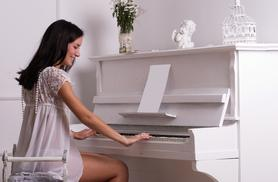 £12 instead of £199 (from Skills Success) for an online beginners' piano course - bring sexy Bach and save 94%