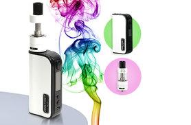 £46 instead of £108.99 (from GoHookah) for an INNOKIN Cool Fire IV Mod + isub G Clearomizer vape starter kit - save 58%