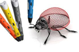 £24 instead of £45 (from Tomllo) for a 3D pen - scribble and save 52%