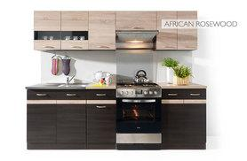 £299 instead of £1000 (from Euro Interiors) for a complete kitchen with seven units and matching worktops - save 70% + DELIVERY INCLUDED!