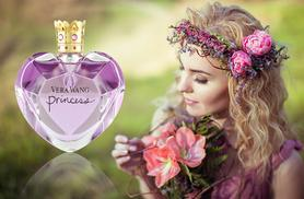 £14.99 instead of £40 for a 30ml bottle of Vera Wang Princess eau de toilette from Deals Direct - save 63%