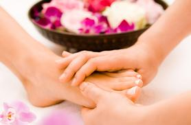£29 instead of £75 for a 75-minute reflexology session, £79 for three sessions at The Reflexology Space, Covent Garden - save up to 61%