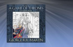 £5 for a Game of Thrones colouring book