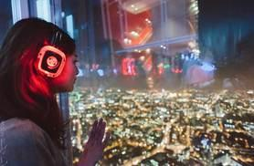 £19 for entry for one to London Sky Bar's Ultimate Silent Disco event and a glass of Champagne, £59 for entry for two with a bottle of Champagne - save up to 58%