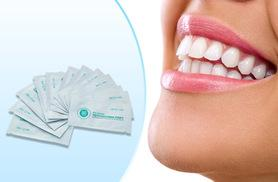 £10 instead of £29 (from Face London) for a two-week supply* of whitening strips, £18 for four weeks*, or £29 for eight weeks* - save up to 66%