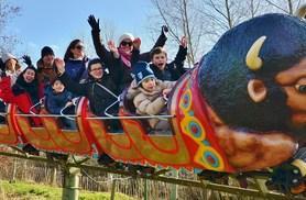 £49 instead of £79.96 for a family ticket to Twinlakes theme park, Melton Mowbray - save 39%