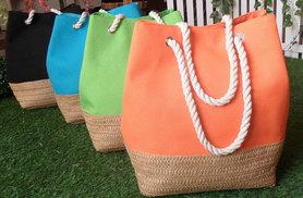 £9 instead of £35.99 (from Trendy Look) for a summer beach bag - save 75%