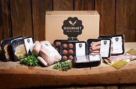£25 instead of £39.99 for a medium gourmet meat box, £39 for a large box from the Gourmet Meat Club - save up to 37%