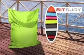 £28 instead of £87.89 for a giant beanbag suitable - choose from eight colours and save 68%