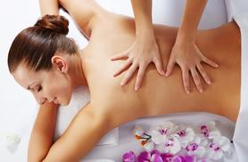 £18 instead of £50 for a choice of one-hour massage including Swedish, sports or deep tissue massage at Eyves Beauty Lounge, Greenwich - save 64%