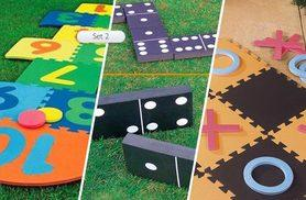 From £20 (from UK Home & Garden Store) for a set of three garden game - save up to 76%