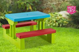 £26 instead of £68.99 (from Hungry Bazaar) for a children's garden furniture set - save 62%
