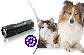 £2.99 instead of £8 for a UV pet urine detector - save 63%
