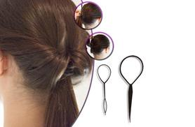 £1 instead of £9 (from Alvi's Fashion) for one magic loop hair tool, £2 for three, £3 for five - save up to 89%