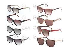 From £39 instead of £130 for a pair of Carolina Herrera sunglasses - choose from eight styles and save 71%
