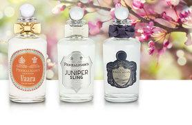 From £29 instead of £63.01 for a choice of Penhaligon's of London fragrances for men and women - save up to 54%