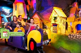 £79 (at The Royal Angus Hotel) for a Birmingham stay for two people including Cadbury World tickets, £99 for a family of three, £119 for a family of four - save up to 45%