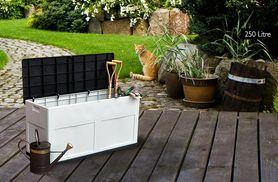 £32 instead of £99.99 (from Groundlevel) for a large garden storage chest - save 68%