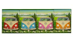 £3 instead of £7 for a set of four campervan notepads from Funky Monkey Gift Shop - save 57%