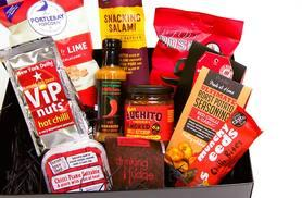 £25 instead of £44.96 (from Ultimate Gift Packs) for a Dad's 'Nicely Spicely' ultimate chilli gift hamper – save 44%
