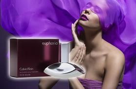 £19.99 instead of £26.61 for a 30ml Calvin Klein Euphoria for her eau de toilette, £21 an eau de parfum - save up to 25%