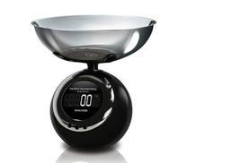 £19.99 instead of £51.01 for a black Salter Heston Blumenthal Orb electronic scale from Deals Direct - save 61%