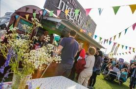 From £8 for a ticket to Foodies Festival 2016 - choose from seven locations across the UK and save up to 43%