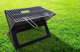 """£19.99 (from Funky Buys) for an 18"""" Notebook portable barbecue"""