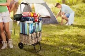 £12 (from Your Essential Store) for a festival and camping trolley - save 70%