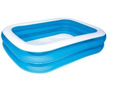 """£15.99 instead of £40.99 for a 106"""" x 69"""" x 20"""" inflatable pool - save 61%"""