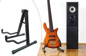 £6.99 instead of £26 (from Sashtime) for a folding guitar floor stand - save 73%
