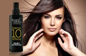 £7 instead of £42 (from Blushlook) for a Marvel 10 effects hair treatment - save 83%