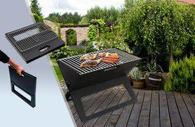 £24 instead of £84.01 for a folding portable BBQ - save 71%