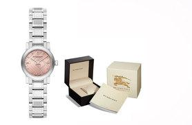 £149 instead of £499 (from Gray Kingdom) for a Burberry watch - save 70%