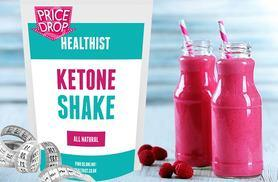 From £14 (from Healthist) for a 30-day* supply of raspberry ketone meal replacement shakes, £24 for a 60-day supply* or £32 for 90 days* - save up to 72%