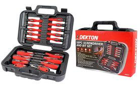 £9.99 instead of £29.99 (from Shop Directly) for a 58-piece Dekton toolkit- save 67%