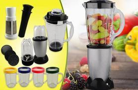 £17.99 instead of £59 for a 17-piece multi-purpose blender set - save 70%